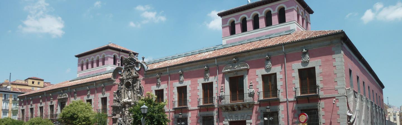Situación Apartahotel Madrid Hotel Tribunal Web Oficial